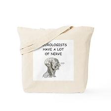 funny doctor joke Tote Bag