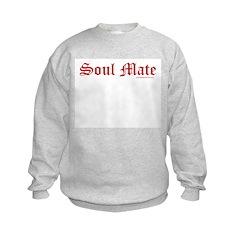 Soul Mate (Red) - Sweatshirt