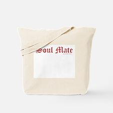 Soul Mate (Red) - Tote Bag