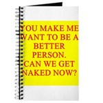let's get naked Journal