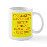 let's get naked Mug