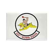 325th Bomb Squadron Rectangle Magnet (10 pack)