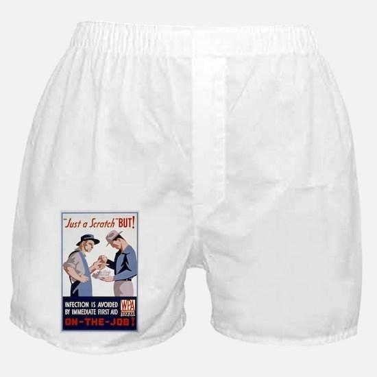 Unique Infection Boxer Shorts