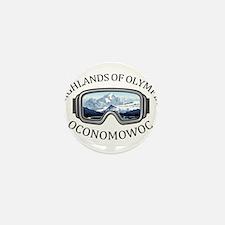 Highlands of Olympia - Oconomowoc - Mini Button