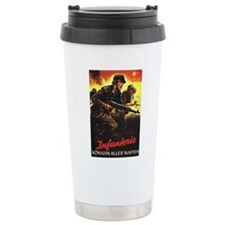 """Crossfire"" Travel Mug"