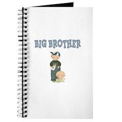 Big Brother (blue) Journal