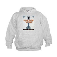 Let Me Do The Talking 1942 Hoodie
