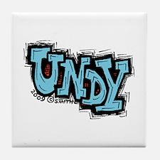Undy Tile Coaster