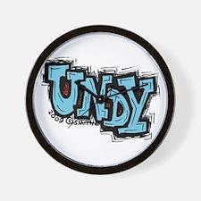 Undy Wall Clock