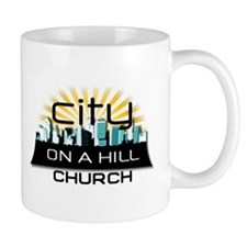 City On A Hill Small Mugs