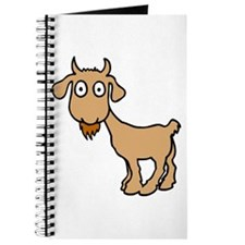Cute Billy Goat Journal