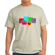 Twilight Colors by Twibaby.com T-Shirt