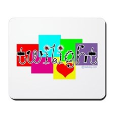 Twilight Colors by Twibaby.com Mousepad