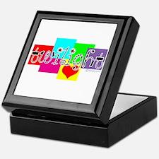 Twilight Colors by Twibaby.com Keepsake Box