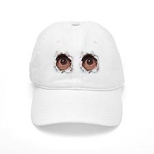 """Eyes"" Baseball Cap"