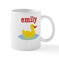 Emily's rubber ducky Mug