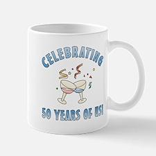 50th Anniversary Party Mug