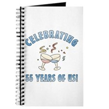 55th Anniversary Party Journal