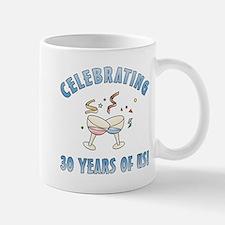 30th Anniversary Party Mug
