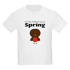 Mr Robin Redbreast T-Shirt