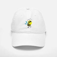 Honey Bee Baseball Baseball Cap