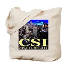 CSI New York City Tote Bag