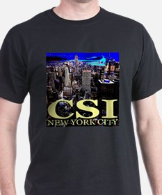CSI New York City T-Shirt