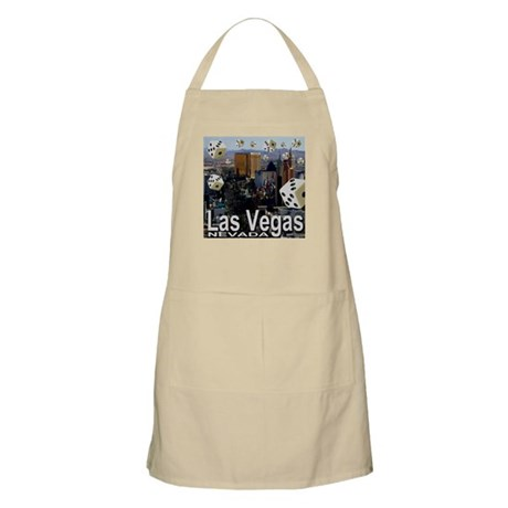 Dice in the Sky Apron