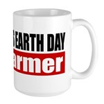 Every Day Is Earth Day Large Mug