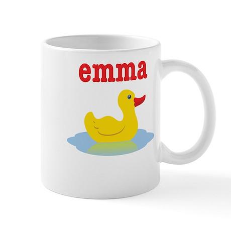 Emma's Rubber Ducky Mug