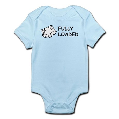 Fully Loaded Infant Bodysuit