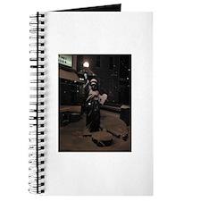 LIBERTY AT NIGHT Journal