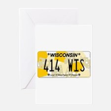 WI Cheese Greeting Card