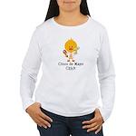 Cinco de Mayo Chick Women's Long Sleeve T-Shirt