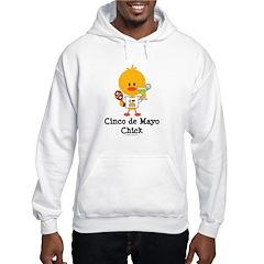 Cinco de Mayo Chick Hoodie