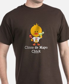 Cinco de Mayo Chick T-Shirt