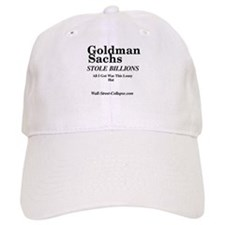 Wall-Street-Collapse.com Baseball Cap