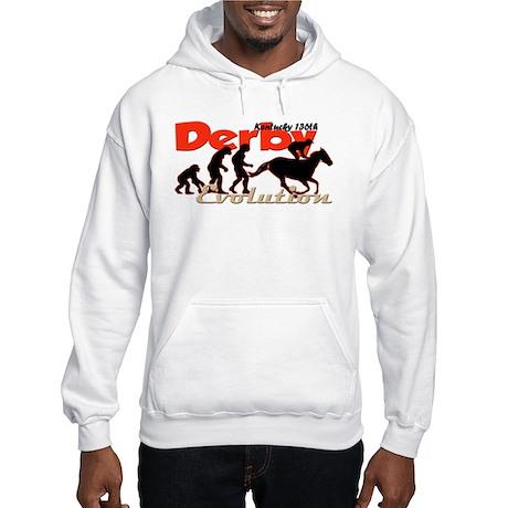The 136th Derby Evolution Hooded Sweatshirt