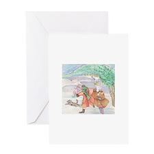 Unique Anteater Greeting Card