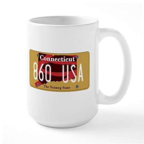 CT Nutmeg Large Mug