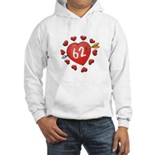62nd Valentine Hoodie