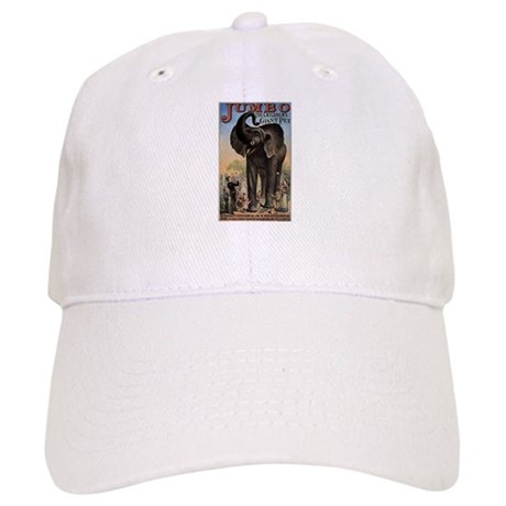 Vintage Circus Elephant Cap