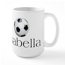 Isabella Soccer Mug