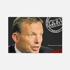 Cute Abbott Rectangle Magnet (10 pack)