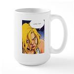 Look It Up Katchoo Large Mug