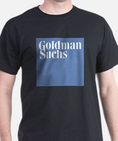 Goldman Sucks 1854 x 1854 T-Shirt