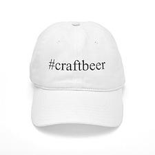 #craftbeer Baseball Cap