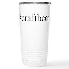 #craftbeer Travel Mug