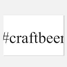 #craftbeer Postcards (Package of 8)