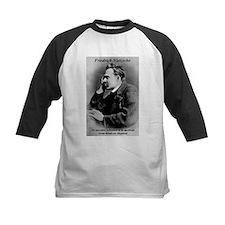 Friedrich Nietzsche Skeptical Tee
